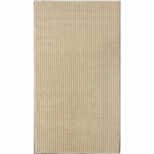 nuLOOM Handmade Links Natural Cotton/ Wool Rug