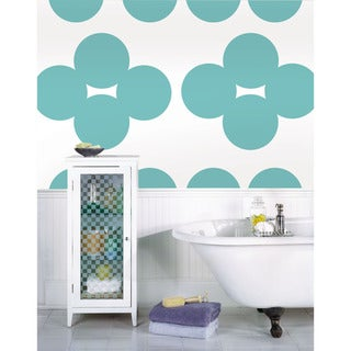 WallPops Teal Dot Pack