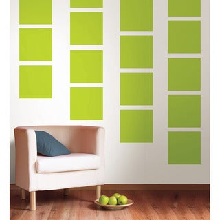 WallPops Stylin' Green Blox Pack