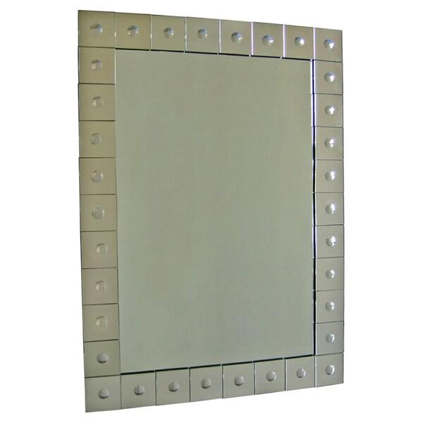 Ren Wil Khan Glass Mirror