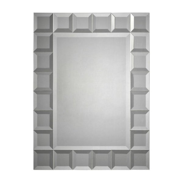 Ren Wil Emma Beveled Square Mirror