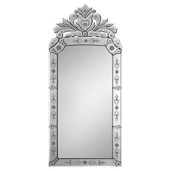 Aeera Etched Crown Mirror