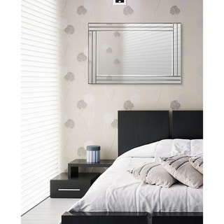 Top Product Reviews For Ren Wil Baton Rouge Step Frame Mirror