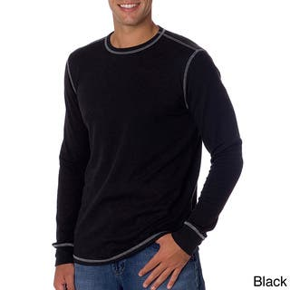 Men's Canvas Thermal Shirt (Option: Grey)|https://ak1.ostkcdn.com/images/products/7492554/P14936570.jpg?impolicy=medium