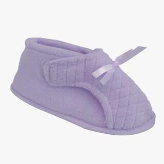 Muk Luks Women's Purple Slippers