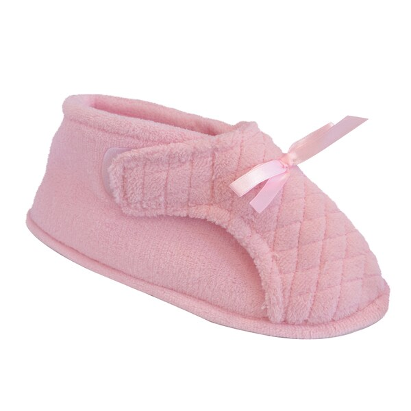 Muk Luks Women's Pink Slippers