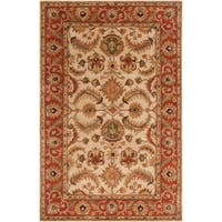 Hand-tufted Woodville Semi-Worsted Wool Area Rug
