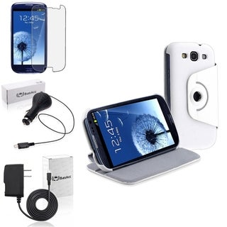 BasAcc Case/ Screen Protector/ Chargers for Samsung Galaxy S3