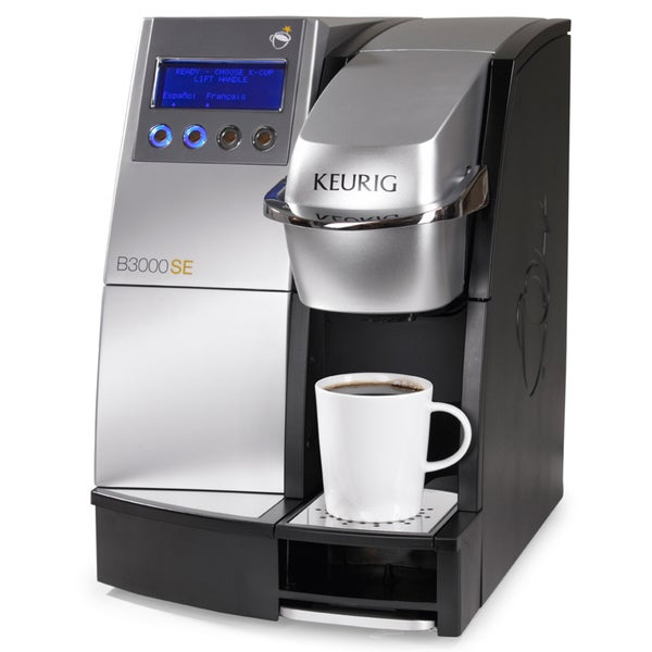 Keurig B3000 Single Cup Office Brewing System Free