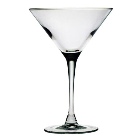 Susquehanna Glass 7.5-oz Martini Glasses (Set of 8)