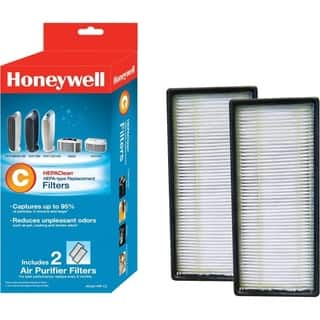 Honeywell HRF-C2 HEPAClean Replacement Filter- 2 Pack|https://ak1.ostkcdn.com/images/products/7493079/P14936967.jpg?impolicy=medium