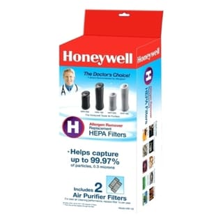 Honeywell HRF-H2 True HEPA Replacement Filter - 2 Pack