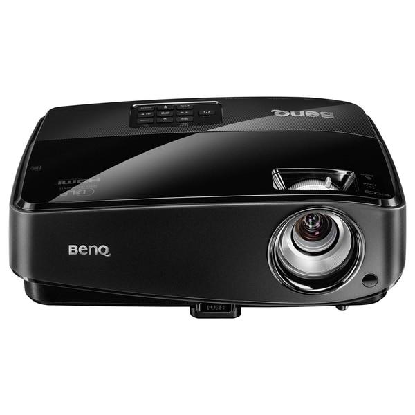 BenQ MW519 3D Ready DLP Projector - 720p - HDTV