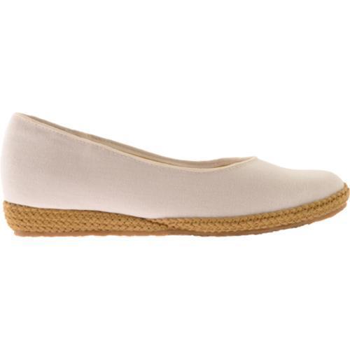 Women's Beacon Shoes Phoenix White Canvas