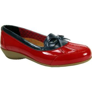 Women's Beacon Shoes Rainy Red Patent