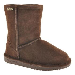 Girls' Bearpaw Emma Youth Chocolate
