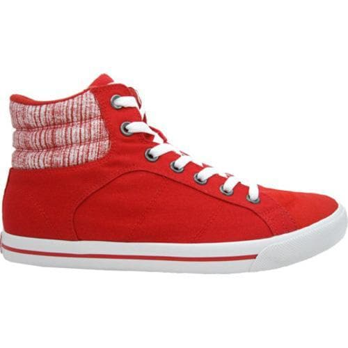 Men's Burnetie High Top BB Red - Thumbnail 1