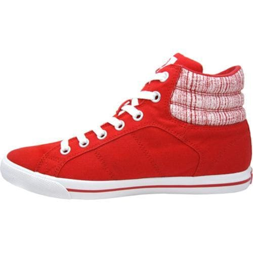 Men's Burnetie High Top BB Red - Thumbnail 2
