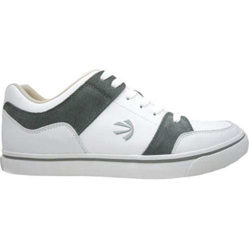 Men's Burnetie Skate White/Black - Thumbnail 1