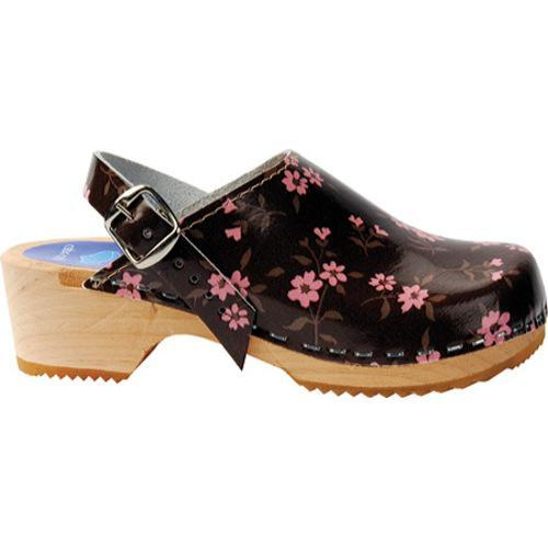 Girls' Cape Clogs Cherry Blossom Brown/Pink