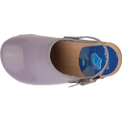 Girls' Cape Clogs Lavender Patent Lavender