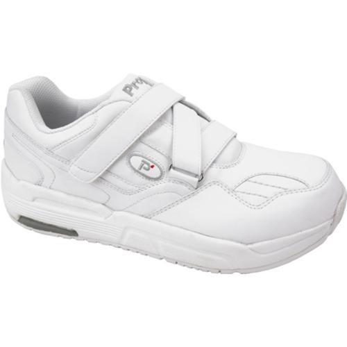 Men's Propet Preferred PedWalker 25 White Smooth