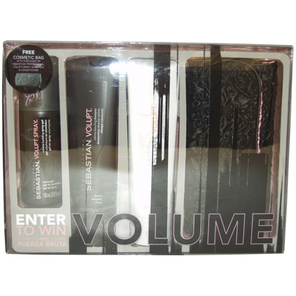 Sebastian Volupt Collection Kit 4-piece Kit