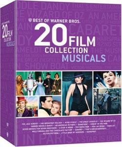 Best of Warner Bros. 20 Film Collection: Musicals (DVD)