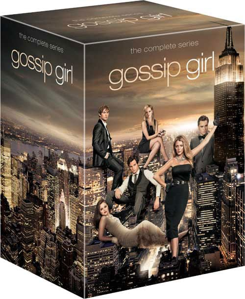Gossip Girl: The Complete Series (DVD) - Thumbnail 0