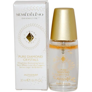 Alfaparf Semi Di Lino Diamond Pure Diamond Crystals Illuminating Serum