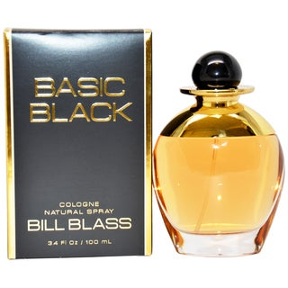 Shop Bill Blass Basic Black Women S 3 4 Ounce Cologne