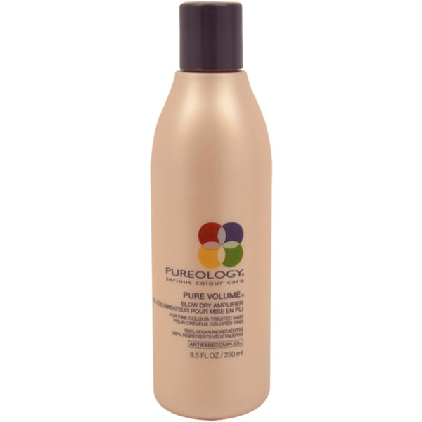 Pureology Pure Volume 8 5 Ounce Blow Dry Amplifier Free