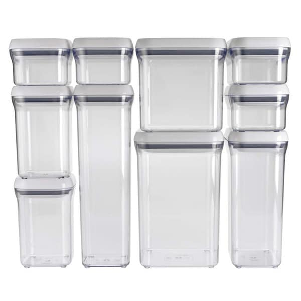 Oxo 1-piece Container Set