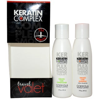 Keratin Complex Travel Valet Care Kit