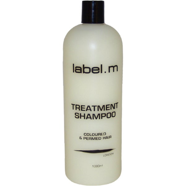 Toni & Guy Label.m 33.8-ounce Treatment Shampoo