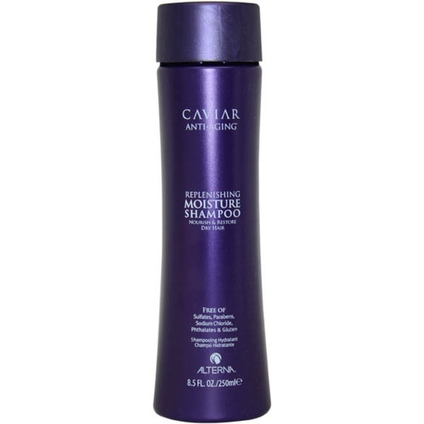 Alterna Caviar Anti-Aging Replenishing 8.5-ounce Moisture Shampoo