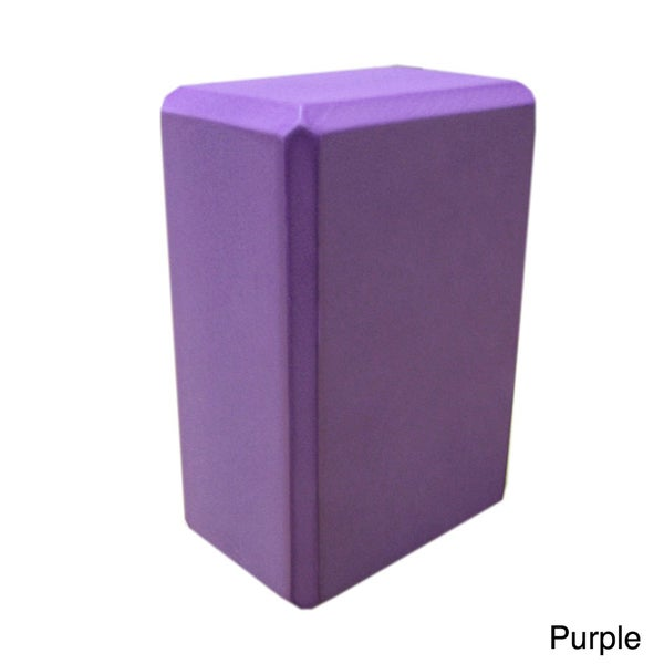 Yoga 4 x 9 x 6 Foam Block
