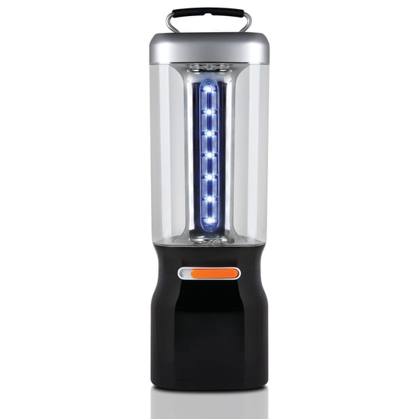 The Black Series Dual-Powered 21 LED Lantern