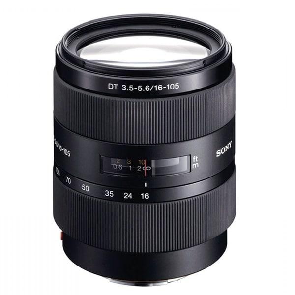 Sony SAL-16105 DT 16-105mm f/3.5-5.6 Wide-Range Zoom Lens