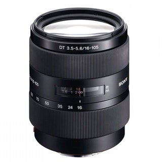 Sony SAL-16105 DT 16-105mm f/3.5-5.6 Wide-Range Zoom Lens