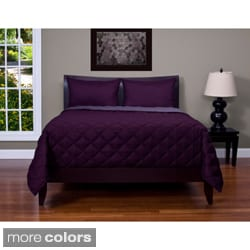 Medallion 3-piece Comforter Set