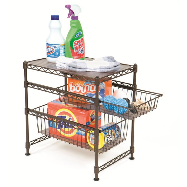 Inspirational Stackable Kitchen Cabinet organizer - Taste