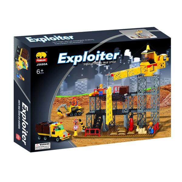 Fun Blocks Construction Structure Brick Set