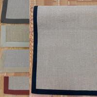 Woven Real Sisal Rug (5' x 8')