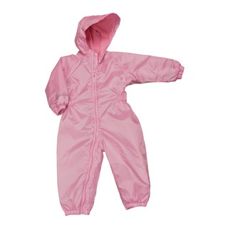 JTC One-piece Pink Toddler Suit