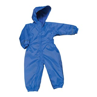 JTC One-piece Blue Toddler Suit