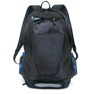 G. Pacific by Traveler's Choice 20-inch Multi-compartment Check-point Friendly Laptop Backpack