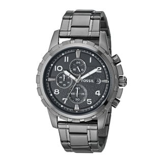 Fossil Men's 'Dean' FS4721 Stainless Steel Watch
