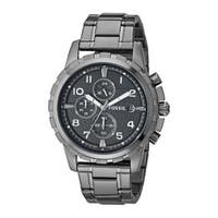 Fossil Men's 'Dean' FS4721 Stainless Steel Watch