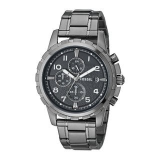 Fossil Men's 'Dean' Stainless Steel Watch